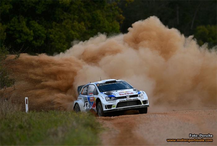 Kampen om WRC-titeln hårdnar