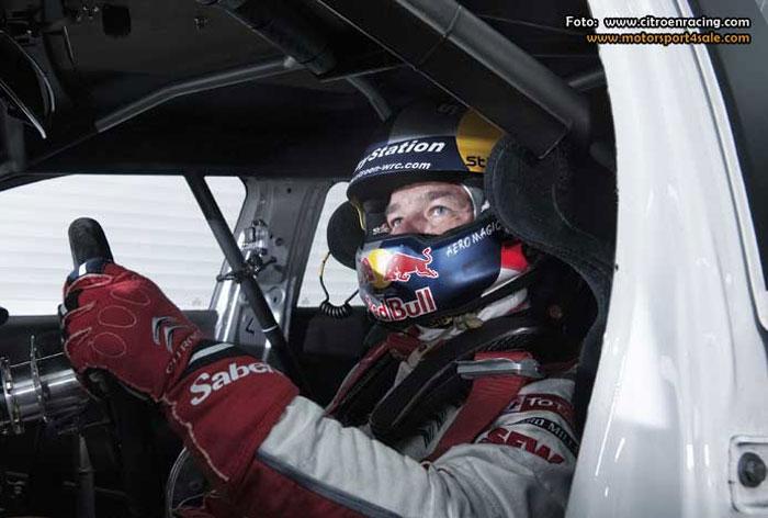 Loeb gör comeback i Rallye Monte Carlo