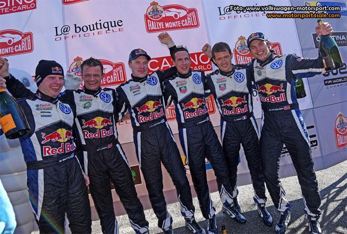 Polo R WRC är das Rally-Auto