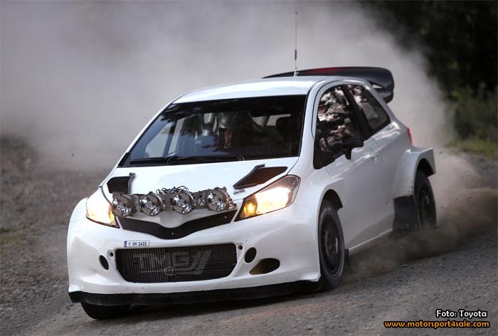 Officiellt - Toyota tillbaka i WRC