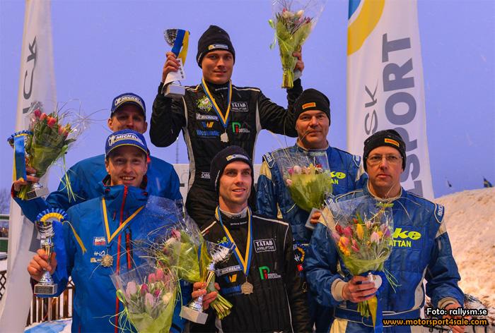 Tidemand och Bergkvist guldmedaljörer när SM-sprinten avgjordes