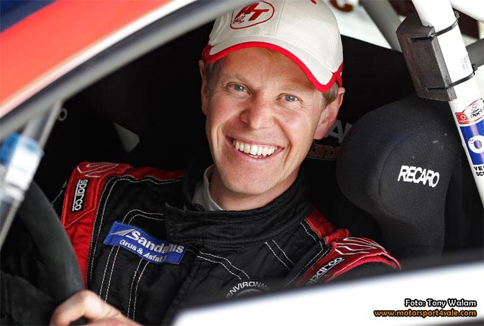 P-G kör rallycross-VM med Marklund Motorsport