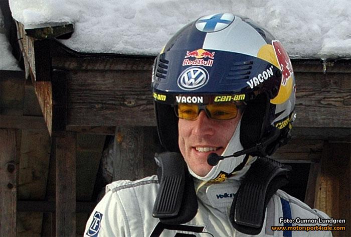 Jari-Matti Latvala inför Rally Sweden 2015