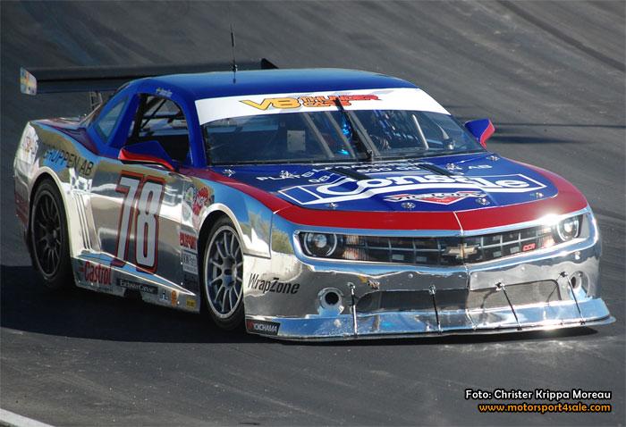 Säsongsstart för V8 Thunder Cars