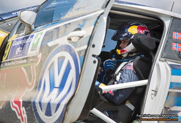 Volkswagen Motorsport inför Rally Argentina