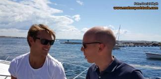 Pierre Skytt träffade Mikkelsen