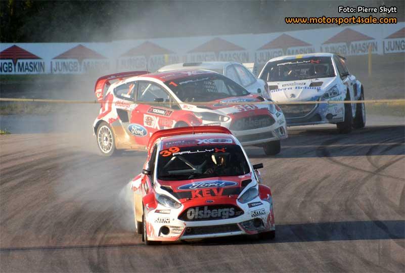 Rallycross-SM i Strängnäs