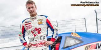 Mattias Lindberg utmana i jakten på V8 Thunder Cars-titeln