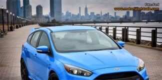Ford avslöjar - nya Focus RS har 350 hk