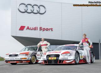 Tunga förväntningar på Audis hemmaplan i DTM