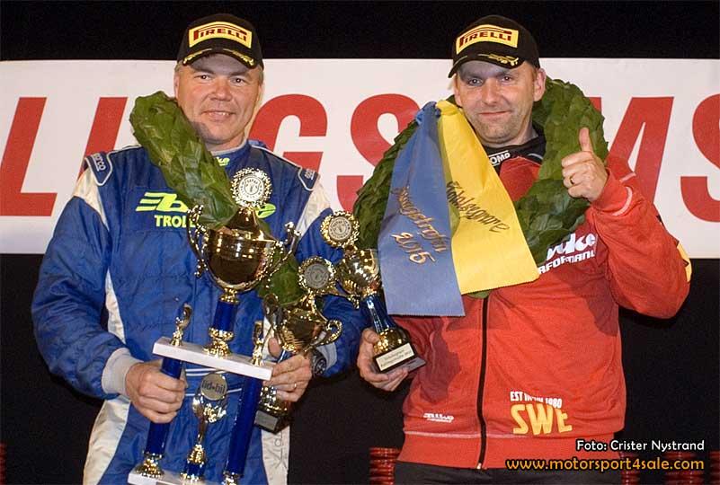 Jerker Axelsson om segern i Kullingstrofén