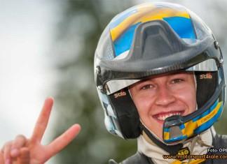 Emil Bergkvist europa-juniormästare