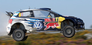 Volkswagen Motorsport inför Rally Finland