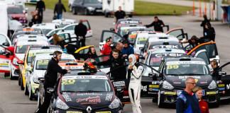 Fördel Henric Skoog inför Renault Clio Cup