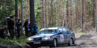 Viktiga VOC Mekonomen Rally-poäng på spel i Nora