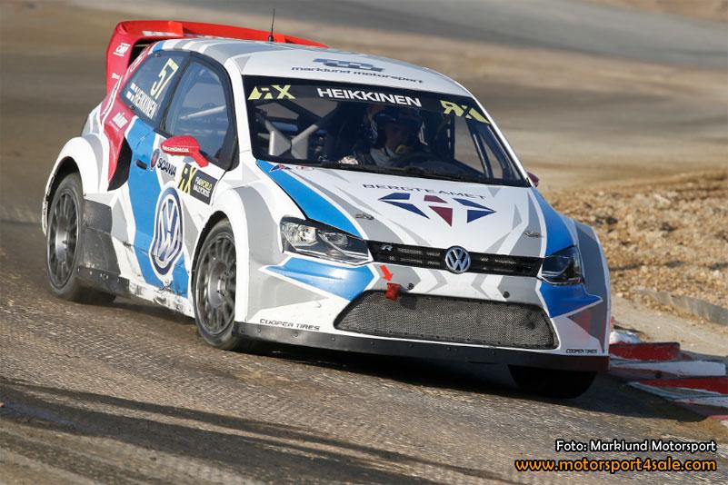 Toomas Heikkinen Marklund Motorsport
