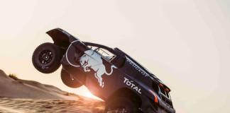 PEUGEOT 2008 DKR redo för Dakar 2016