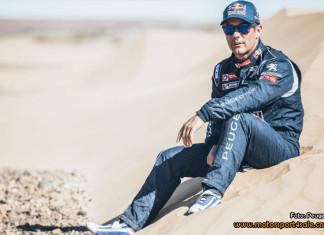 Loeb goes Dakar
