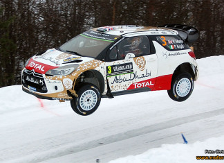 Citroën tillbaka som fabriksteam till WRC 2017
