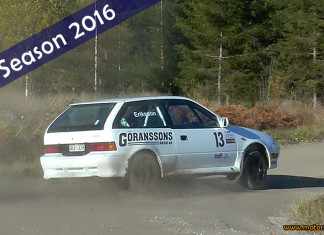 1300 Rallycup-mästaren Jan Erik Eriksson