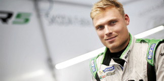 Ny co-driver för Pontus Tidemand