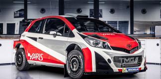 Toyota siktar på 3 bilar i WRC-comebacken