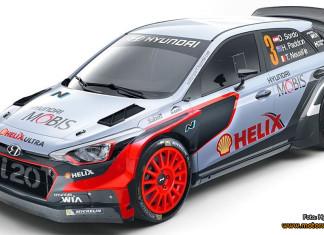 i20 WRC 2016