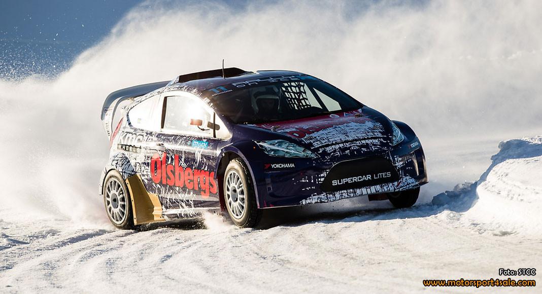 RallyX On Ice-premiären