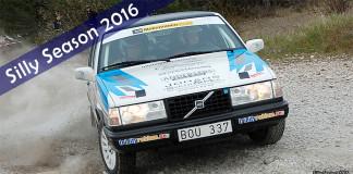 Efter 25 segrar letar Elias Lundberg ny co-driver