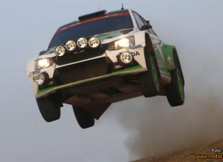Tidemand startar VM-säsongen i Svenska Rallyt