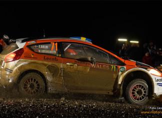Fredrik Åhlin kör R5-Fiesta brittiska mästerskapet