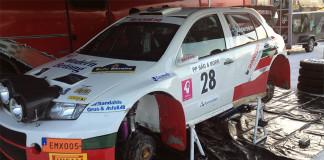 PG om sin succé-comeback i Rally-SM