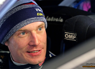 Jari-Matti Latvala inför Rally Sweden 2016