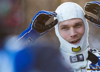 Andreas Mikkelsen inför Rally Sweden 2016