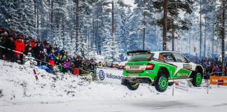 Tidemand om insatsen i Rally Sweden