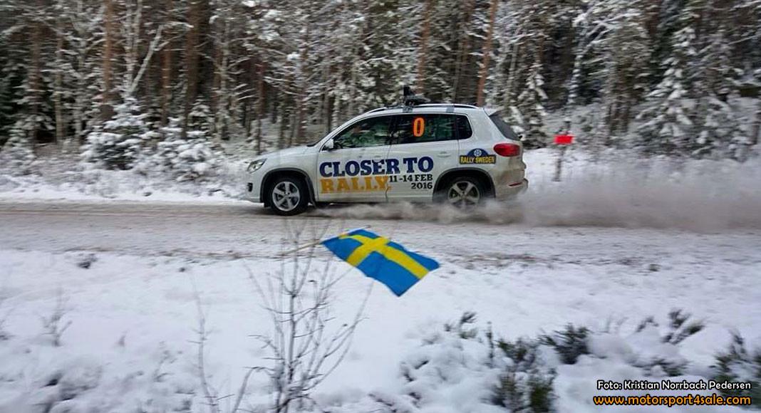 Svenska Rallyt till 2019 minst