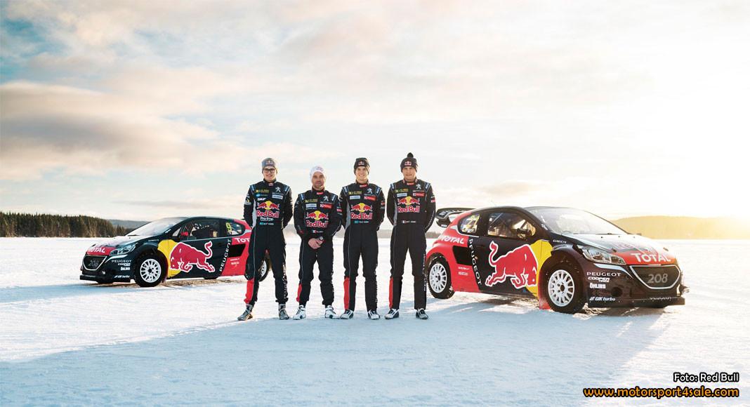 Loeb goes Rallycross med Team Hansen