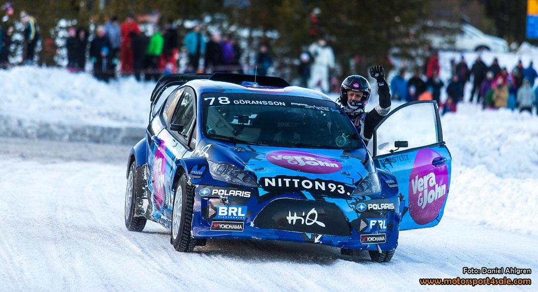 Goransson vinnare i premiaren