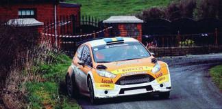 Asfalt väntar Åhlin på Circuit of Irland