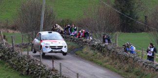 Pirelli Carlisle Rally väntar för Mattias och Andreas