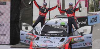 Hayden Paddon om segern i Argentina