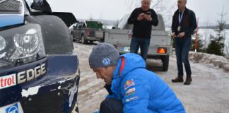 Reportage från Rally Sweden 2016