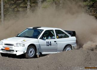 Roger Brenemark tog andra raka segern i Eskilstuna Sprintcup