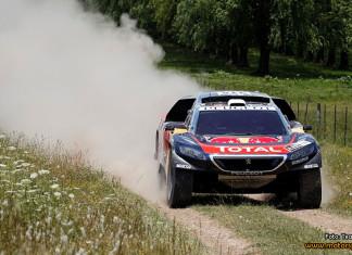 Loeb och Sainz preppade för Dakar 2016