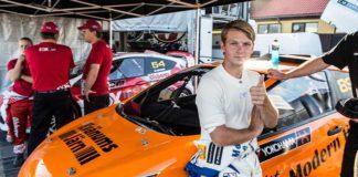 Andreas Wernersson tillbaka i RallyX Lites på Solvalla