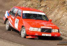 Inför AutoExperten Rallycup Brukssvängen