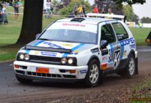 Reportage: East Sweden Rally 2016-09-09