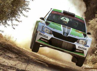 Rally Spanien favorittävling för Pontus Tidemand