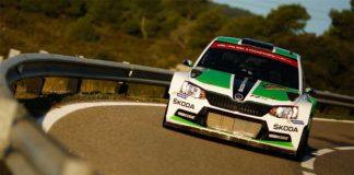 Tidemand i sekundstrid om segern i Rally Spanien