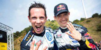 Sébastien och Julien tog fjärde raka VM-titeln
